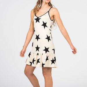 Agnes & Dora Wunder Slip Dress Stars